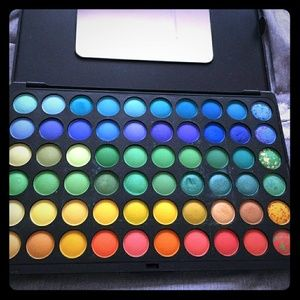 Used 1x: 120 Color Palette Eyeshadow